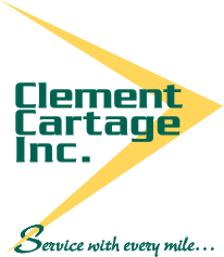 Clement Cartage Inc. logo