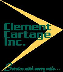 Clement Cartage Inc. logo